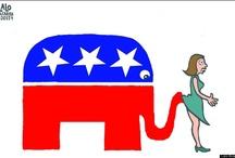 Cartoons — Political