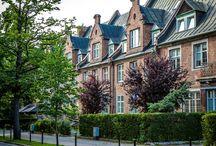 Noclegi Gdańsk - Hotel Logos / Hotel Logos położony jest w klimatycznej dzielnicy Gdańska. Doskonale skomunikowany z zabytkowym centrum miasta.