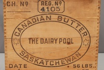 Dairy @CAgM / Artifacts from the Dairy Collection of the Canada Agriculture Museum / by Canada Science & Technology Museums Collection