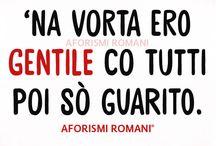 Aforismi romaneschi