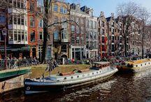 Amsterdam's Houseboats