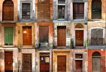 Doors / by Ashley O'Rourke