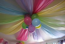 Party Ideas / Cool ideas for a party.  Things to Try and Remember.