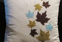 Autumnal decoración