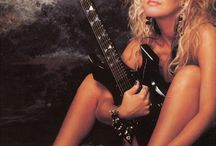 Female Singer - Lita Ford