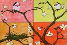 My Artistic Inspirations / by Kayla Stump