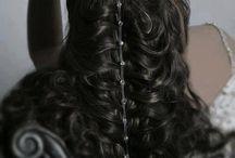 Renaissance hair styles