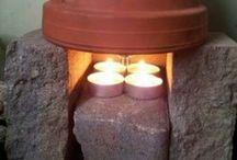 primitive heater