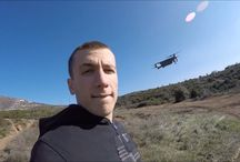 Drone flights!