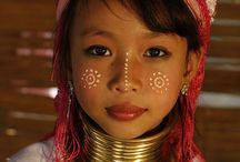 Long Neck Girl by Cathia2010, via Flickr Asian cultures. Beautiful girl.