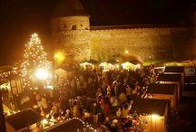 Weihnachtsimpressionen aus Oberfranken / Winter Wonderland... So sieht die Vorweihnachtszeit in Oberfranken aus.