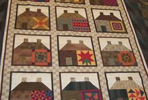 ༺ ♥ Quilting Houses ♥ ༻