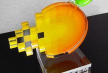 Trofeu de vidro/ cristal