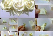 szatén rózsa