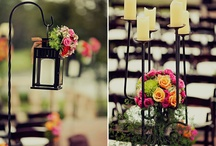 Candelabra and Unity Candle Decor