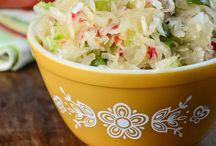 Salads & Snacks