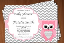 Talinas baby shower