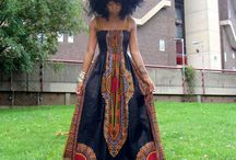 Sweet Africa / Styles I would love to wear