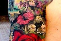 tattoos flower