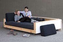 madeira - sofá