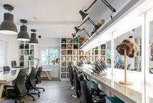 Wig Workshop/ Poznań Opera House / interior design
