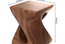 Beautiful Twisted Table