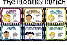 Blooms Taxonomy / Everything to do with blooms taxonomy