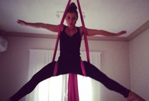 Pole fitness - Aerial dance