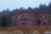 Rhode Island Paranormal Locations / by PANICd Paranormal Activity Network Investigation Center Database