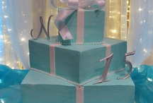 Swiss Park Cakes / Beautiful cakes with the help of our partners at Merengue Bakery, Monrovia CA