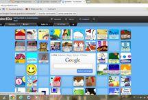 Webmixes Inglés Infantil / Tableros Symbaloo con enlaces a juegos, vídeos, canciones y animaciones.