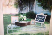 Guestbook Tables
