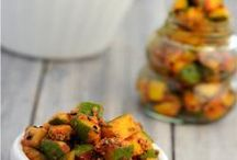 Achar (Indian Pickles) / Some great pickle recipes!!