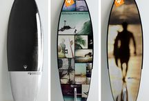Surfboards for Days  / A board for all the wonderful and amazing surfboards out there. They come in all shapes and sizes.