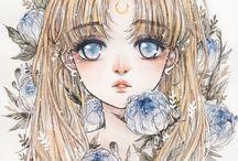 A. Manga