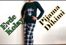 pijama dikim