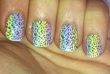 Mes Nail arts de printemps / Mes Nail arts réalisés pendant le printemps