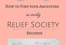 family tree info