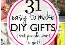 DIY und Geschenke