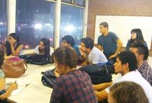 Escenas Cotidianas 2013 / Aqui vamos documentando los trabajos en los talleres, compartimos procesos y logros de la cátedra.