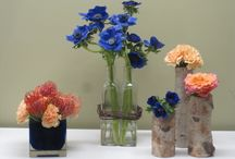 Contemporary Floral Designs / Going beyond the expected...