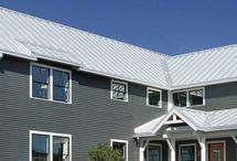 Galvalume Plus Metal Roof