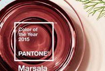 Pantone of the Year 2015