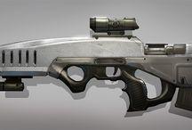 Arsenal: Ficctional Guns