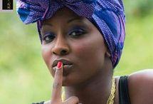 African Hair Wrap