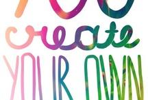 2013 One Little Word - Create