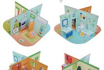 printable dollhouses
