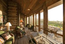 Log Homes and Decor / by April Meischeid