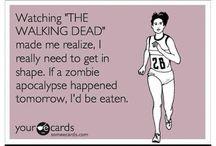 Zombie Apocalypse.....run / by Renea Davis