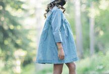 여자 아이 패션